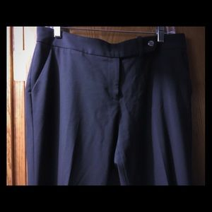 Calvin Klein Navy Blue Women's Dress Pants Size 6
